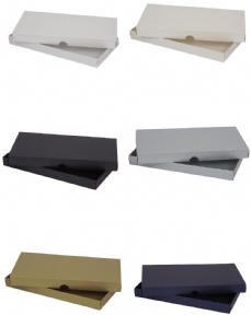 DL Pearlescent Greeting Card Boxes, Invite, Wedding, Gift Box